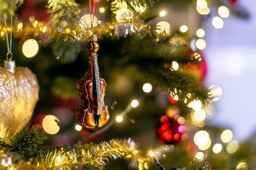 Christmas, Christmas Tree, Christmas Tree Ornament
