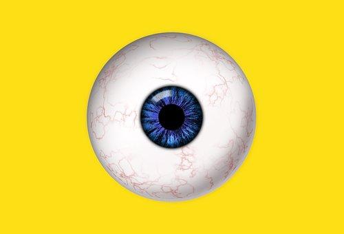 Eye, Photoshop, Adobe, Desktop, Symbol, Round