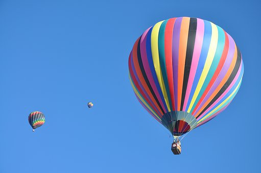 Sky, Balloon, Air, Fly, Hot Air Balloon, Fun, High