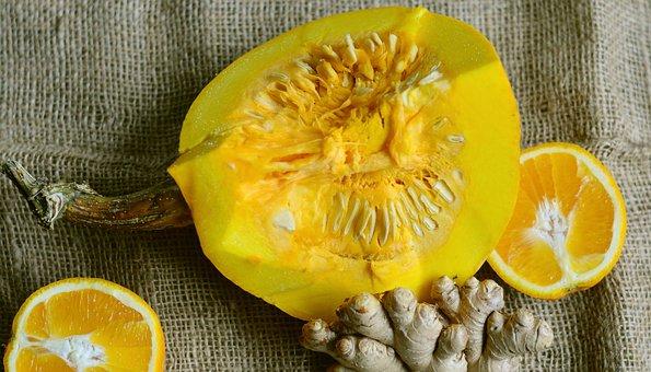 Pumpkin, Preparation, Pumpkin Soup, Ingredients, Cook