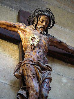 Cross, The Passion Of The Lord, Jesus, Christ, Pain