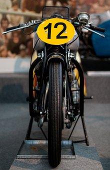 Motorbike, Speed, Racing, Motorcycle, Transport