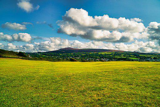 Landscape, Rural, Countryside, Sky, Field, Outdoor