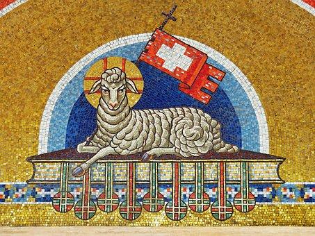 The Lamb, Jesus, Easter Symbol