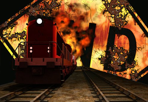Train, Track, Seemed, Transport, Traffic, Trains