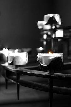 Tealight, Candle, Tea Lights, Wax, Candlelight, Light