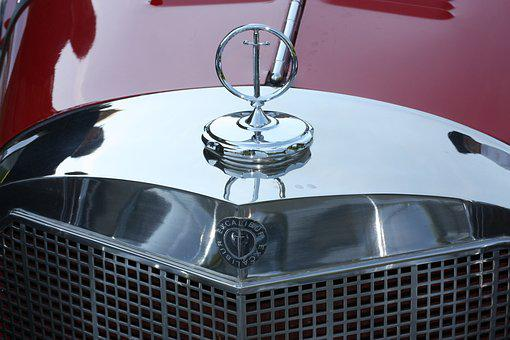 Excalibur, Oldtimer, Auto Detail, Classic, Old