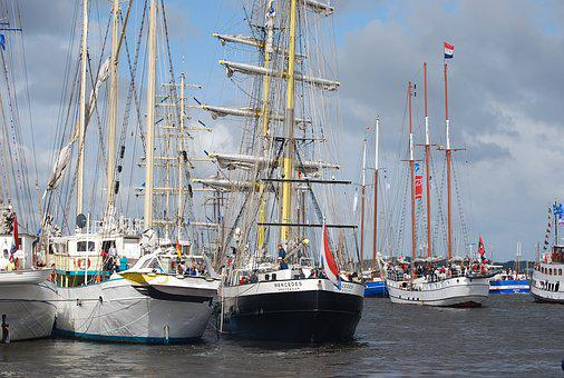 Cruise, Warnemünde, Ship Travel, Cruise Ship, Rostock