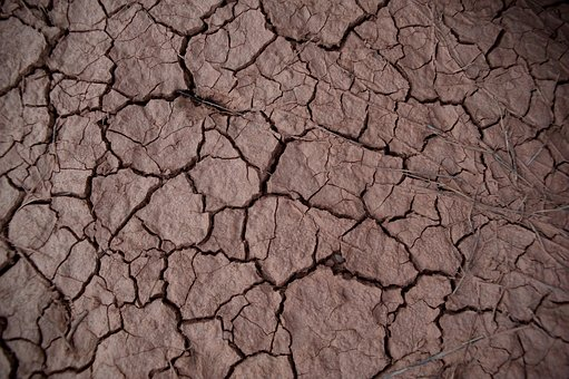 Drought, Earth, Desert