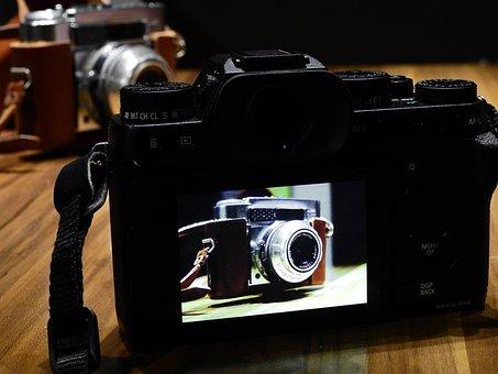 Camera, Photography, Digital Camera, Analog Camera