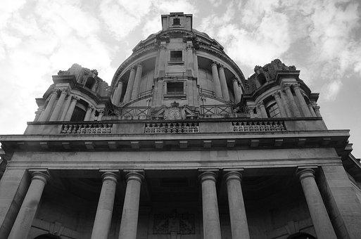 Memorial, England, Grand, Edwardian, Landmark, Uk