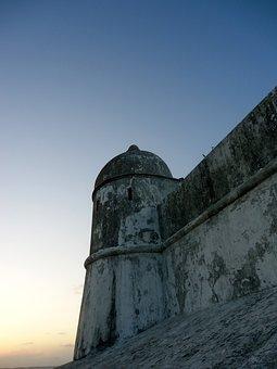 Humaitá, Salvador, Bahia, Lighthouse, Strong, Eventide
