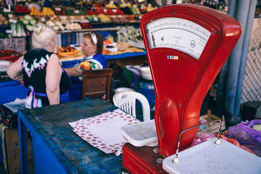 Analog, Antique, Commercial, Deli, Food, Grocery