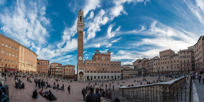 Toscana, City, Medieval, Historical City, Medieval City