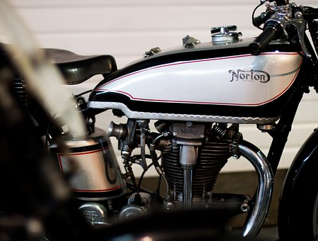 Motorbike, Bike, Motorcycle, Motor, Road