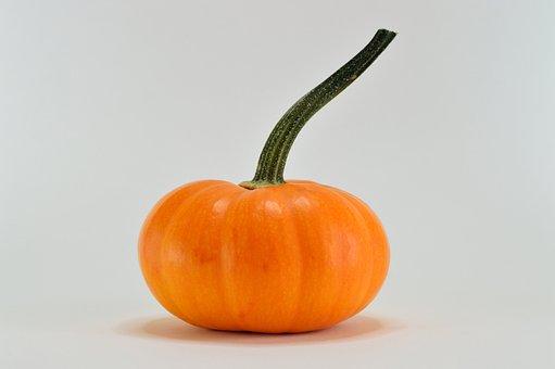 Pumpkin, Orange, Season, Vegetable, Halloween