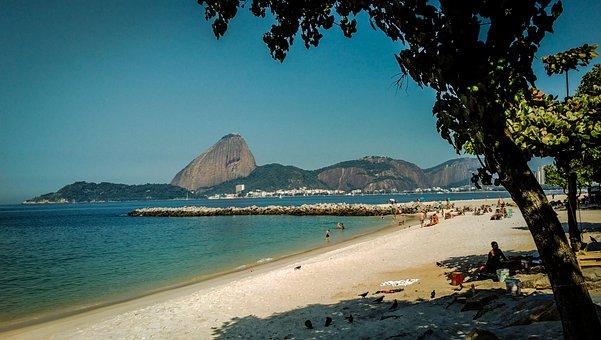 Rio De Janeiro, Flemish, Nature, Tourism, Beach, Mar