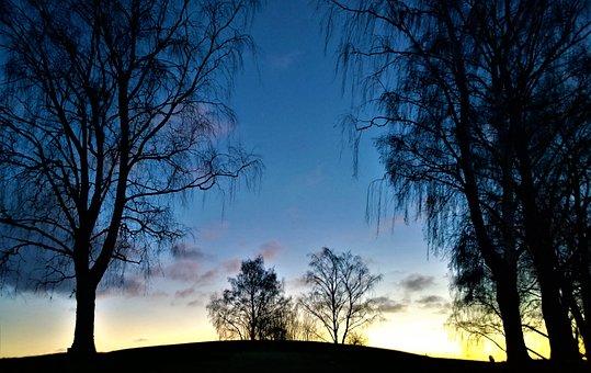 Sunrise, Dawn, Himmel, Morning, Beautifully, Solar