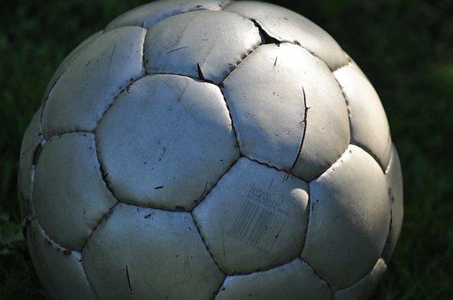 Ball, Silver, Sun, Sport, Play