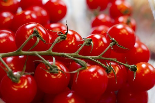 Grape Tomatoes, Tomatoes, Kitchen, Cooking, Vegetable