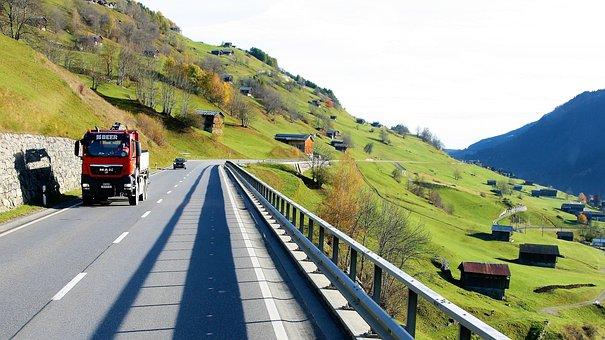 Travel, Alpine Village, Nature, Way, Tourism, Lucky