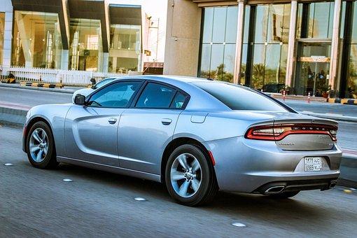 Dodge, Charger, Srt, Vehicle, Sports, Car, Automobile