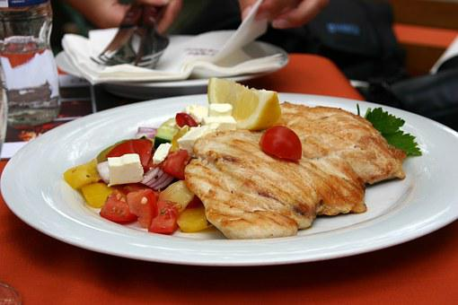Food, Lunch, Dinner, Meal, Serving, Restaurant, Fried