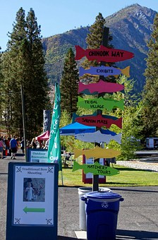 Salmon Festival, Wenatchee River, Salmon, Fish