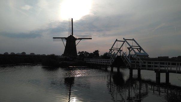 Mills, Amsterdam, Europe