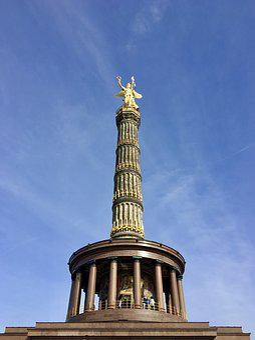 Siegessäule, Victory Column, Architecture, Berlin