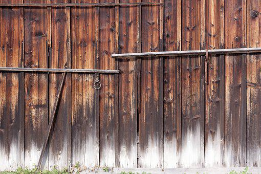 Farm, Stadl, Barn, Old, Wood, Building, Scale, Rafters