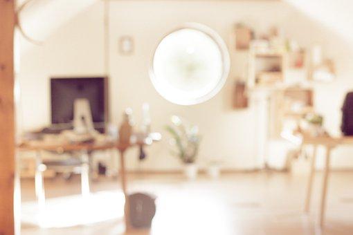 Blur Office Background, Blur, Office, Background