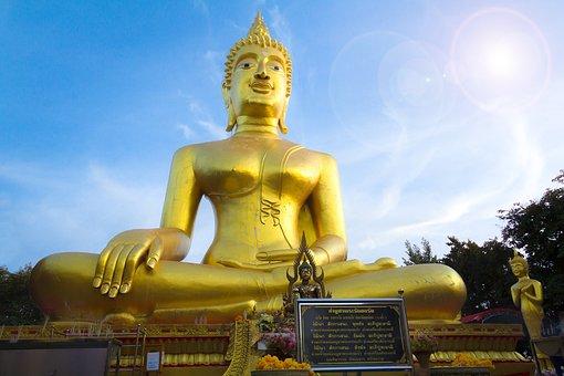 Buddha, Temple, Buddhism, Travel, Buddhist, Wat