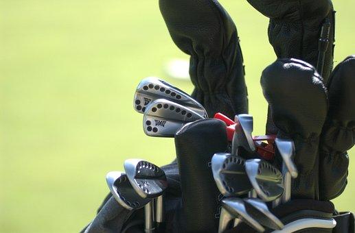 Pxg, Caddy Bag, Iron, Golf Bag