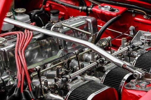 Engine, Car, Motor, Vehicle, Car Engine, Auto