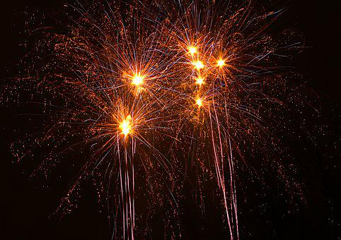 Fireworks, New Year's Eve, Firecrackers, Preview, Fires