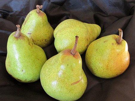 Pears, Green Organic, Fruit