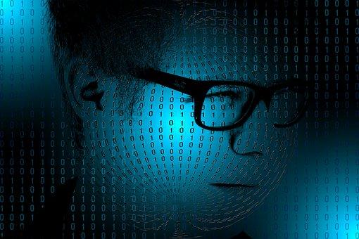 Man, Boy, Stylish, Internet, Network, Binary, One, Null