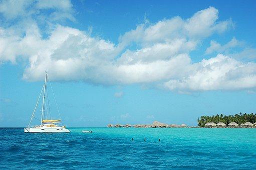 Tahiti, French Polynesia, Island Of Taha'a
