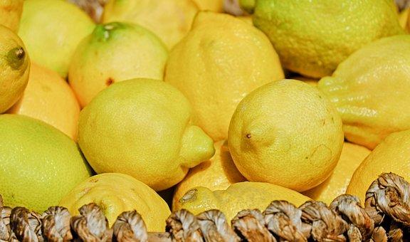 Lemons, Fruit, Tart, Citrus Fruits, Sour, Refreshment