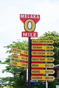 Angel, Malaysia, City, Asian, Roads, Road, Go, Remote