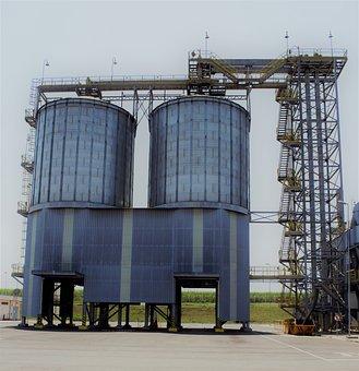 Manufactures, Industria, Vat, Power Plant