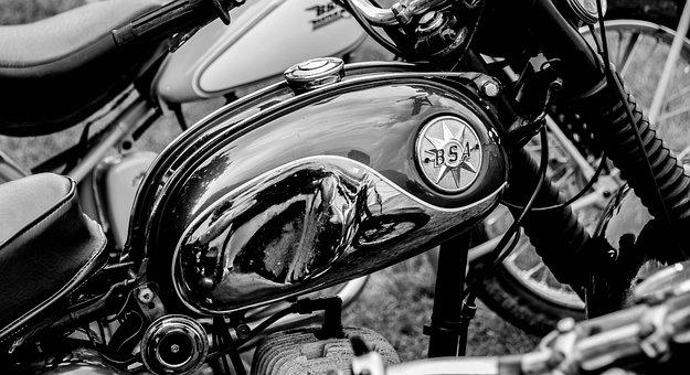 Bike, Motorbike, Motorcycle, Motor, Transportation