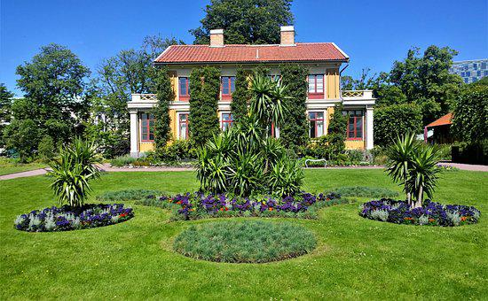 Gothenburg, The Garden Society Of Gothenburg, Park
