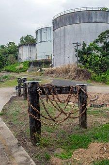 Industrial, Tanks, Industry, Plant, Factory, Storage