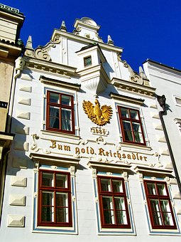 Hotel, Architecture, Krems, The Historical Center