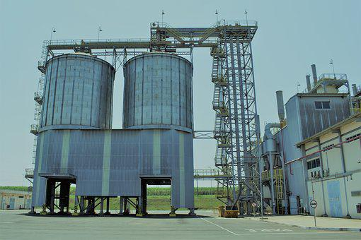 Manufactures, Industry, Power Plant, Manufacturing, Vat