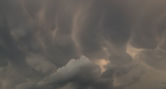 Clouds, Formation, Weather, Grey, Cloudscape, Storm