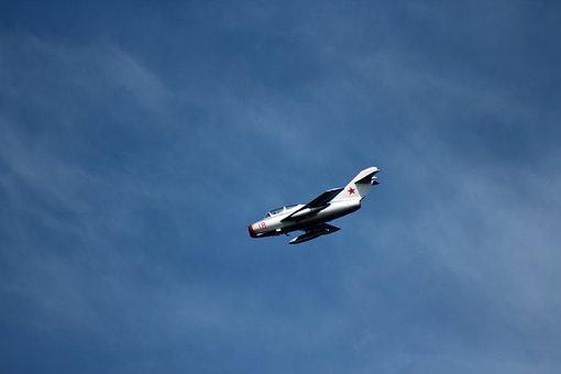 Jet, Airplane, Airshow, Plane, Aircraft, Flight