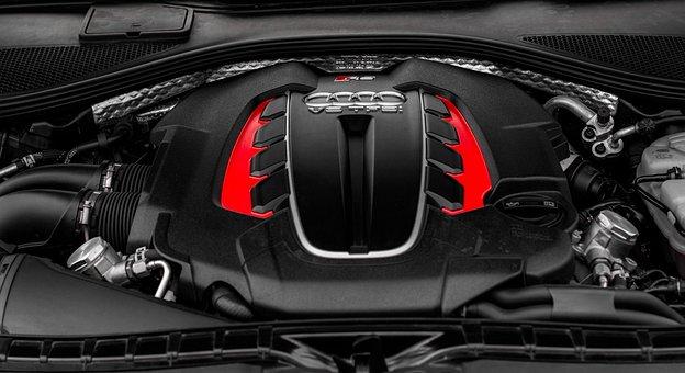 Engine, Audi, Car, Auto, Luxury, Automobile, Automotive